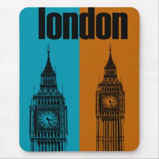 Big Ben in London, Ver. 2 Mouse Mat