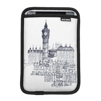 Big Ben iPad Mini Sleeve