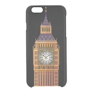 Big Ben iPhone 6/6S Clear Case