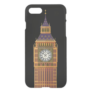 Big Ben iPhone 7 Clear Case