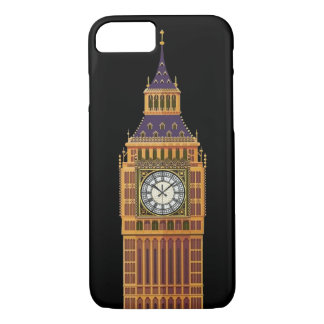 Big Ben iPhone X/8/7 Barely There Case