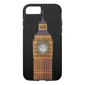 Big Ben iPhone X/8/7 Tough Case