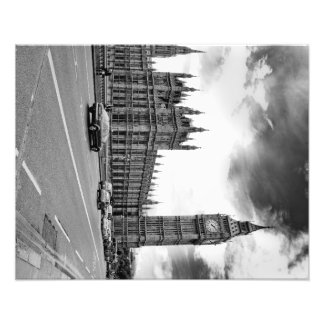 Big Ben London Art Photo
