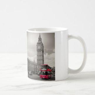 Big Ben London Basic White Mug