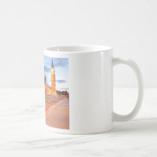 Big Ben London by night Coffee Mug