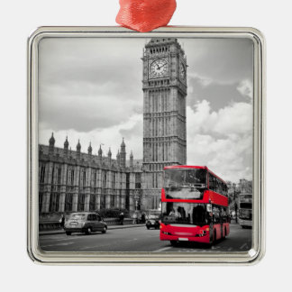 Big Ben London Christmas Ornament