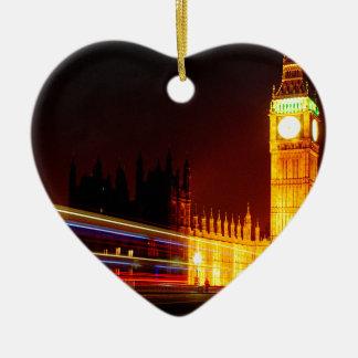Big Ben, London Christmas Ornament
