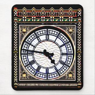 Big Ben London Clock Mouse Pad