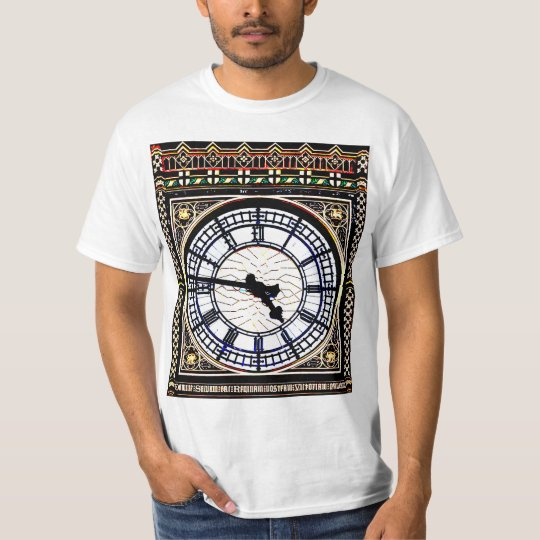 Big Ben London Clock T-Shirt