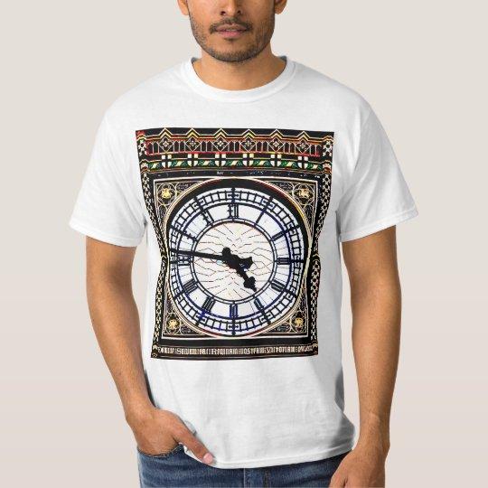 Big Ben London Clock T-Shirt