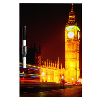 Big Ben, London Dry-Erase Whiteboards