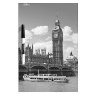 Big Ben London Dry-Erase Board