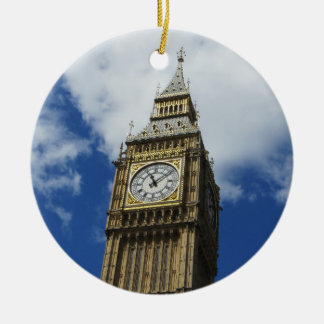 Big Ben, London, England Christmas Ornament