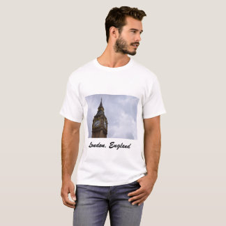 Big Ben London England T-Shirt
