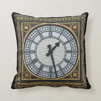 Big Ben, London, England Throw Pillow