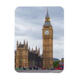 Big Ben, London Rectangle Magnets