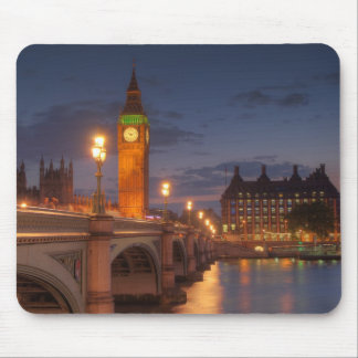 Big Ben (London) Mouse Mat