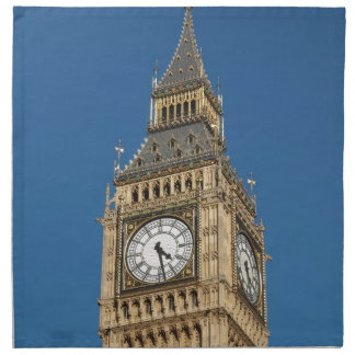 Big Ben London Napkin