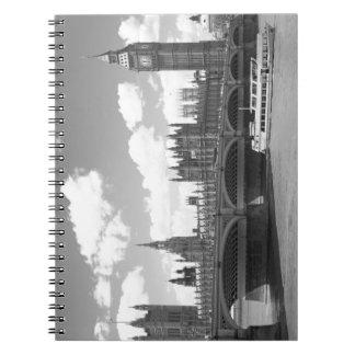 Big Ben London Note Books
