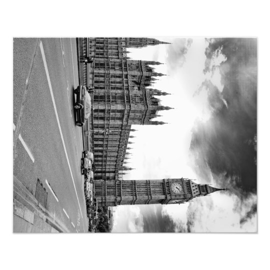 Big Ben London Photo Print