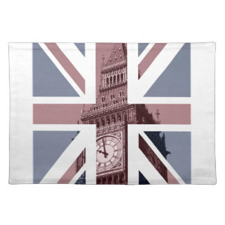 Big Ben, London Placemat