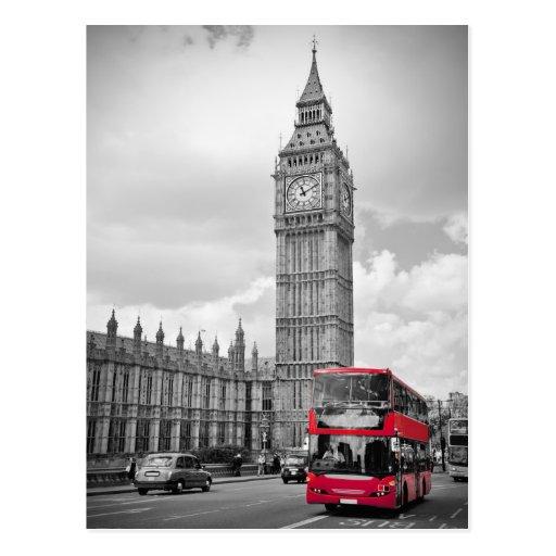 Big Ben London Postcards