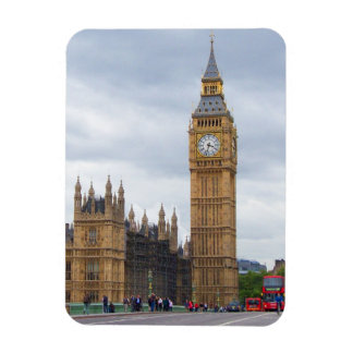 Big Ben, London Rectangle Magnets