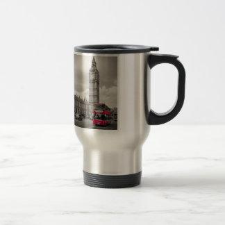 Big Ben London Stainless Steel Travel Mug