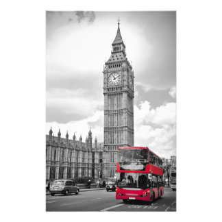 Big Ben London Stationery