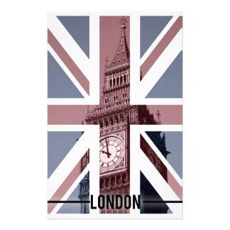 Big Ben, London Stationery