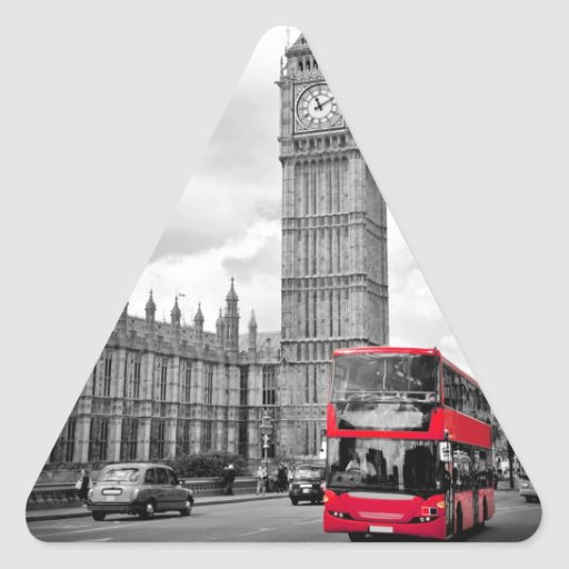 Big Ben London Sticker