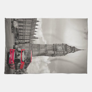 Big Ben London Tea Towel