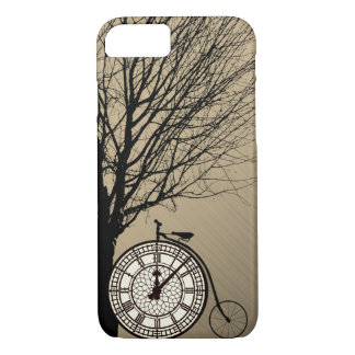 Big Ben Londoner Day Bicycle Iphone iPhone 8/7 Case