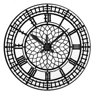Big Ben Lover's Wall Clock