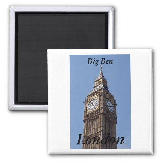 Big Ben Magnet