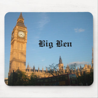 Big Ben Mouse Pad