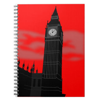 Big Ben Notebook