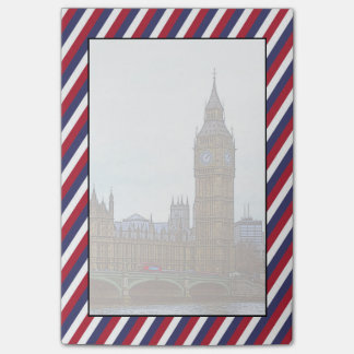 Big Ben, Palace of Westminster, London, UK Post-it® Notes