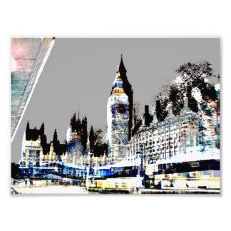 Big Ben photoprint Art Photo