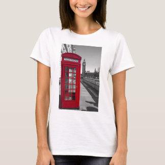 Big Ben Red Telephone box T-Shirt