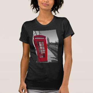 Big Ben Red Telephone box T-shirts