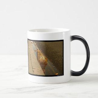 Big Ben - Reflection, Visit London Mugs