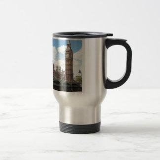 Big Ben Stainless Steel Travel Mug