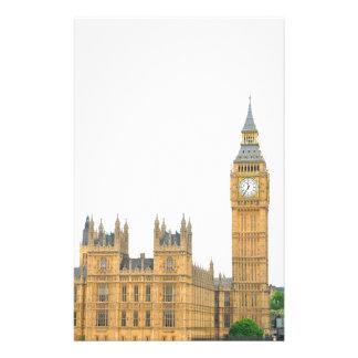 Big Ben Stationery