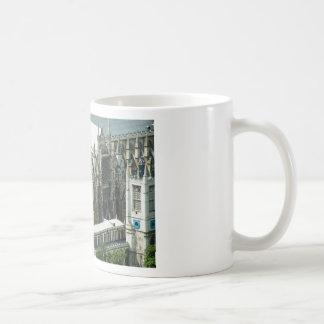 Big Ben Tower London Coffee Mugs