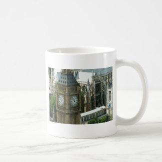 Big Ben Tower London Coffee Mug