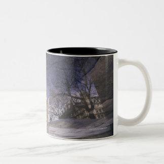 Big Ben Two-Tone Coffee Mug