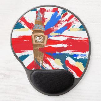 Big Ben Westminster Clock Tower Gel Mousepads