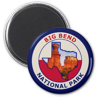 Big Bend National Park Fridge Magnets