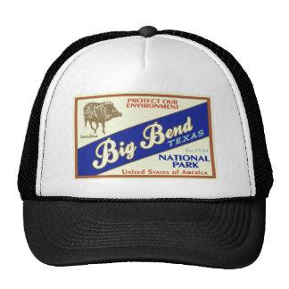 Big Bend National Park (Javelina) Cap